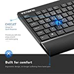 Victsing Wireless Keyboard and Mouse