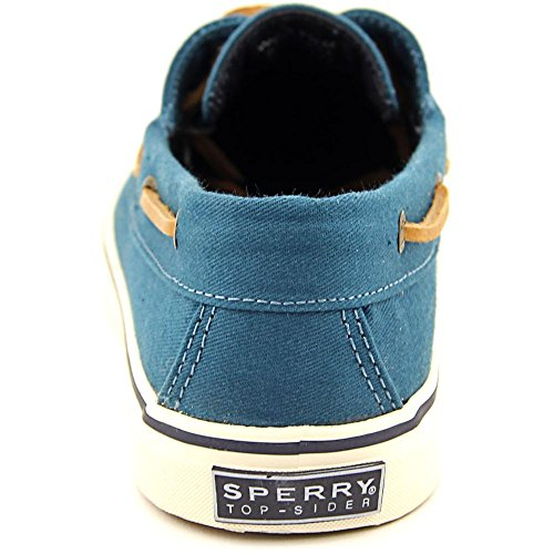 Sperry Top Sider Bahama Women Us 6.5 Blue Boat Shoe