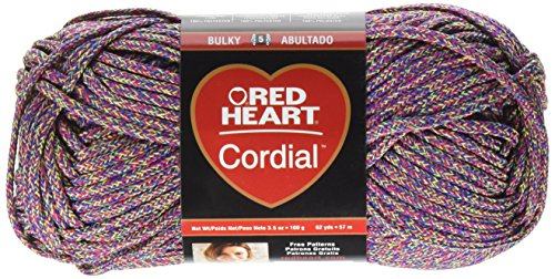 Red Heart Yarn, Cordial Jazzy]()