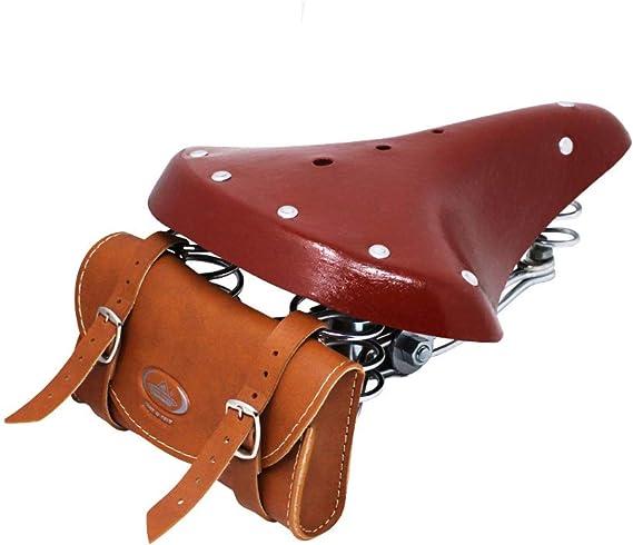 Selle Montegrappa Cucuba® Bolsa para sillín 100% sillin de ...