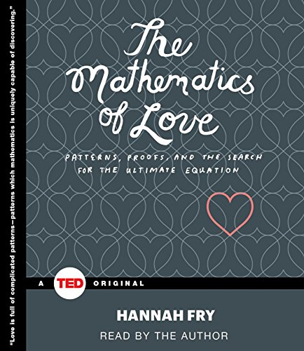 The Mathematics of Love (Ted Books) by Simon & Schuster Audio / TED
