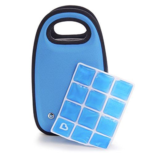Munchkin Cool Bottle Bag Blue