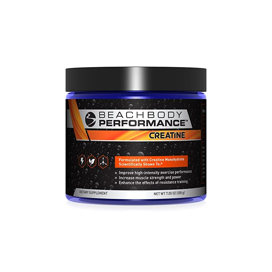 Beachbody Performance Creatine 20 Serving Tub