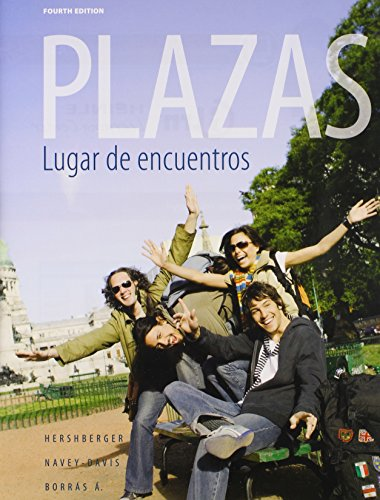 Bundle: Plazas, 4th + iLrn™ Heinle Learning Center Printed Access - Plaza Center