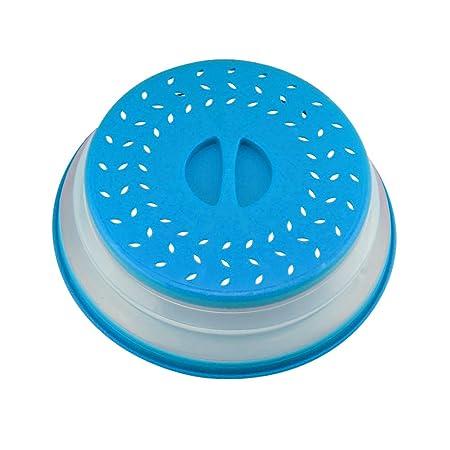 Topxingch - Tapa de plástico para horno de microondas plegable y ...