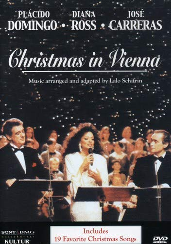 Christmas in Vienna / Diana Ross, Placido Domingo, Jose Carreras, Vienna Symphony Orchestra