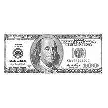 Set of 144-Jumbo Real Looking Fake Play Money-ONE HUNDRED DOLLAR BILLS