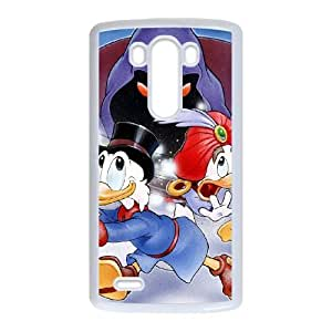 DuckTales The Movie Treasure of the Lost Lamp LG G3 Cell Phone Case White Ryus