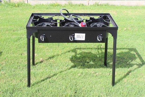 outdoor 3 burner - 2