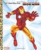 The Invincible Iron Man (Marvel: Iron Man) (Little Golden Book), Books Central