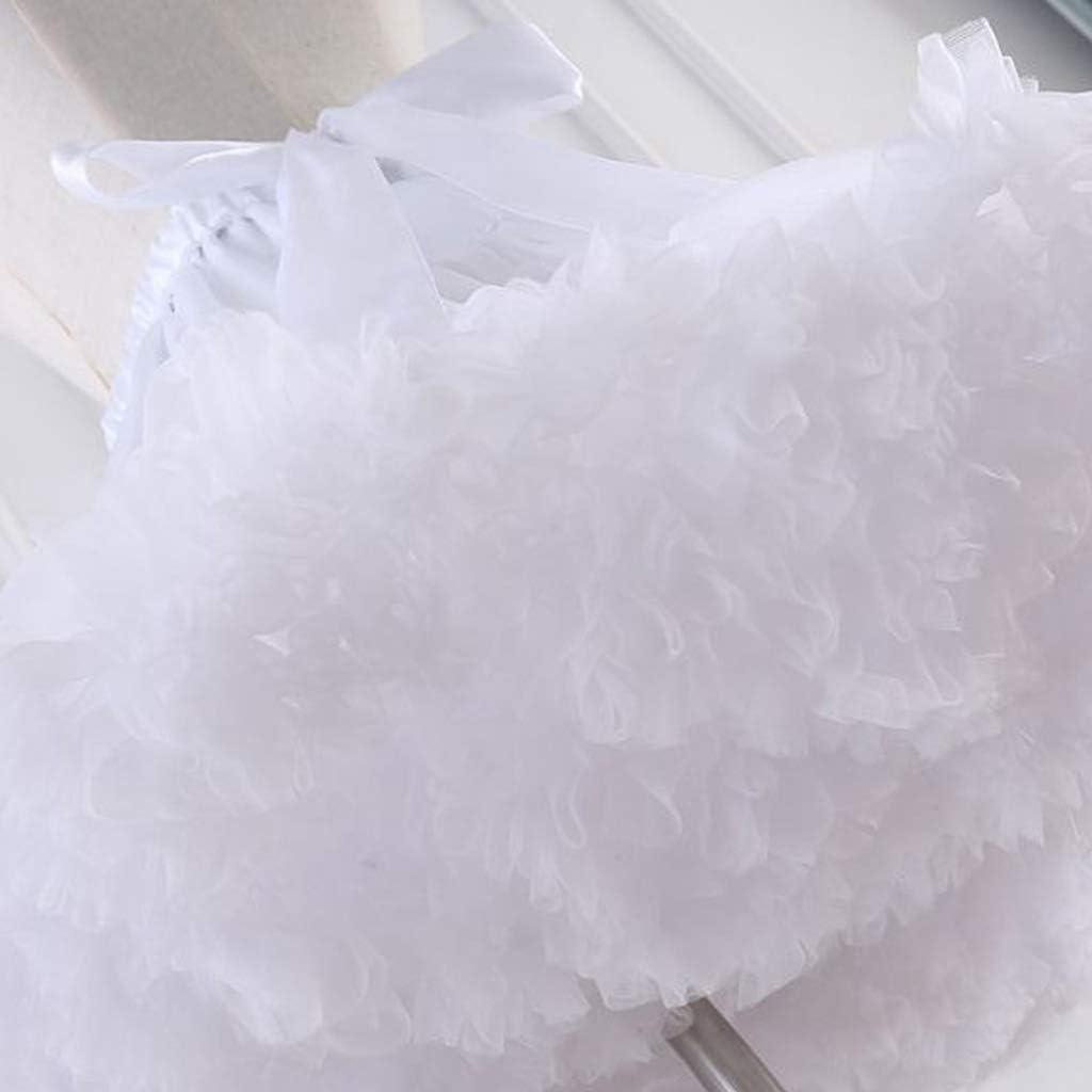 PHILSP Sottoveste Donna Lolita Cosplay Sottoveste Gonfia a Strati Tutu di Balletto Gonna con Fiocco Sottogonna Nera