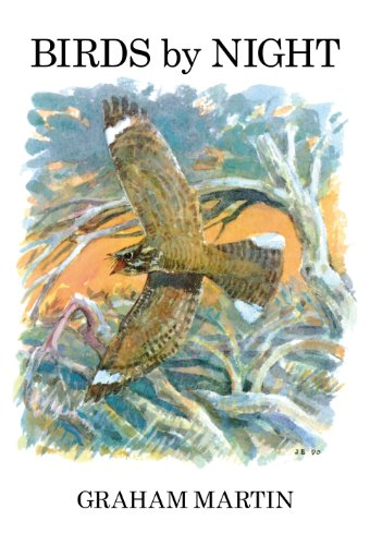 Birds by Night (Poyser Monographs)