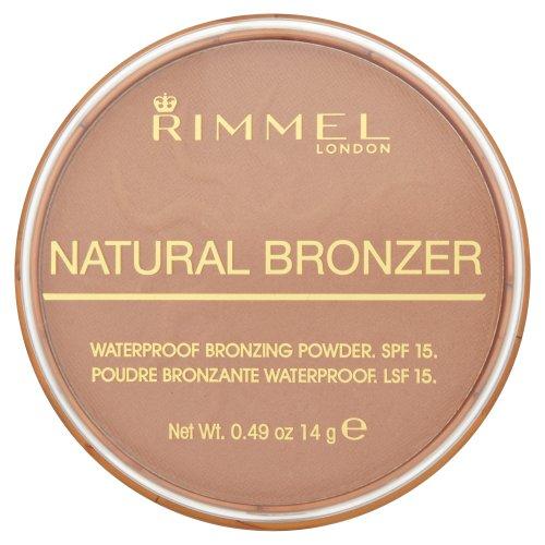 Rimmel Natural Bronzer 14g-021 Sun Light