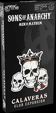 Sons of Anarchy: Calaveras Club: Amazon.es: Juguetes y juegos