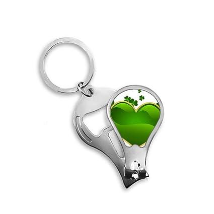 DIYthinker Irlanda del trébol del corazón Día de San ...
