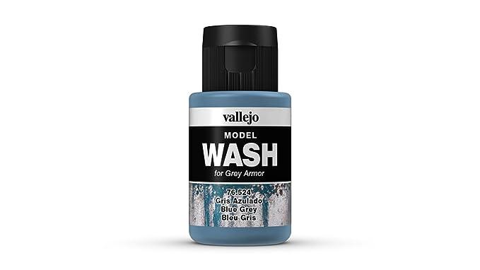 Vallejo Model Wash 35ml - Blue Grey Wash - (VAL76524)