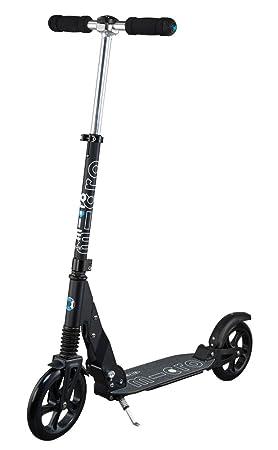 Micro Scooter Suspension Negro: Amazon.es: Juguetes y juegos
