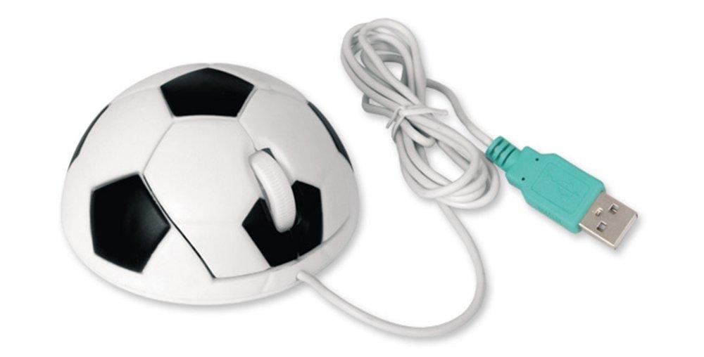 Dakota Ratón para PC con diseño de Balón de FUTBOL. 1 unidad ...
