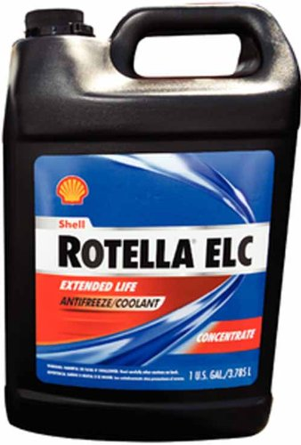 Shell Oil ELC100 ROTELLA COOL CONCENTRAT 6/1GAL ROTELLA ELC (EXTENDED LIFE COOLANT / ANTI-FREEZE) by Shell Oil