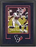 Houston Texans Deluxe 16x20 Vertical Photograph Frame