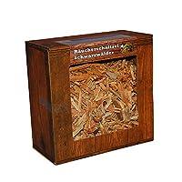 Schwarzwälder Räucherschnitzel Wood Cuttings für Besondere Grill- Smoker- und BBQ- Erlebnisse 3 Liter