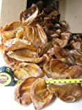 Smokehouse Natural 100ct Pig Ears (USA)