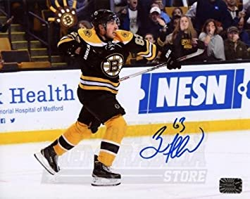 Brad Marchand Boston Bruins Signed Autographed Goal Scream Celebration 8x10 e6770fc34