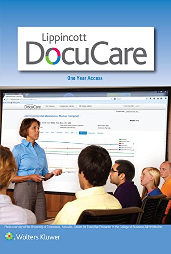 [D0wnl0ad] Lippincott's DocuCare One-Year Access<br />TXT