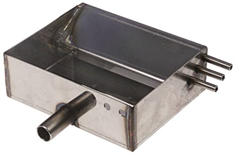 San Remo desagüe bañera Longitud 135 mm ancho 110 mm Altura 45 Mm ...