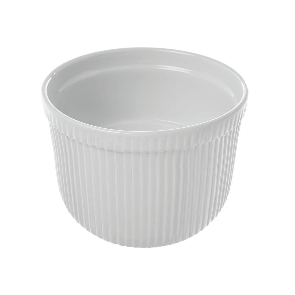 BIA Cordon Bleu Soufflé Dish - 20 oz - Deep - White 900021
