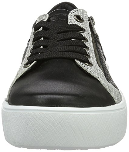 La Black Schwarz Damen 030024 Strada Sneakers BqwBrgv