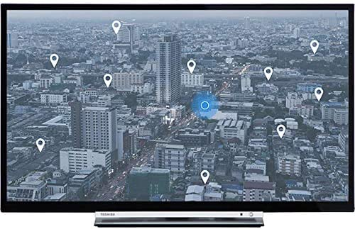 Toshiba 32W3863 - TV: Toshiba: Amazon.es: Electrónica