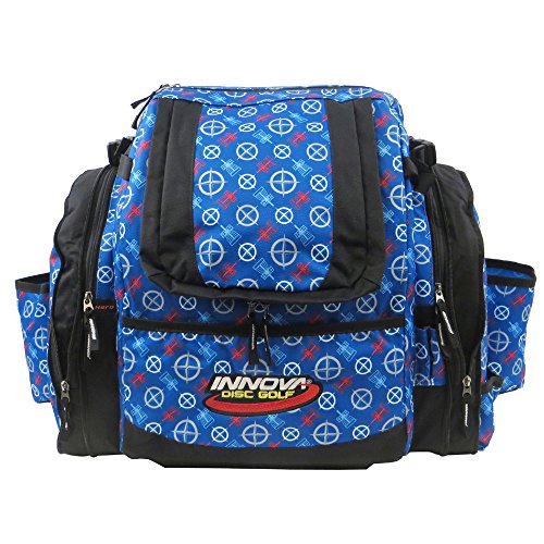 Innova Super HeroPack Backpack Disc Golf Bag (Pattern USA)