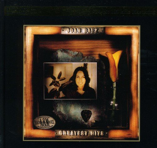 CD : Joan Baez - Greatest Hits (Hong Kong - Import)