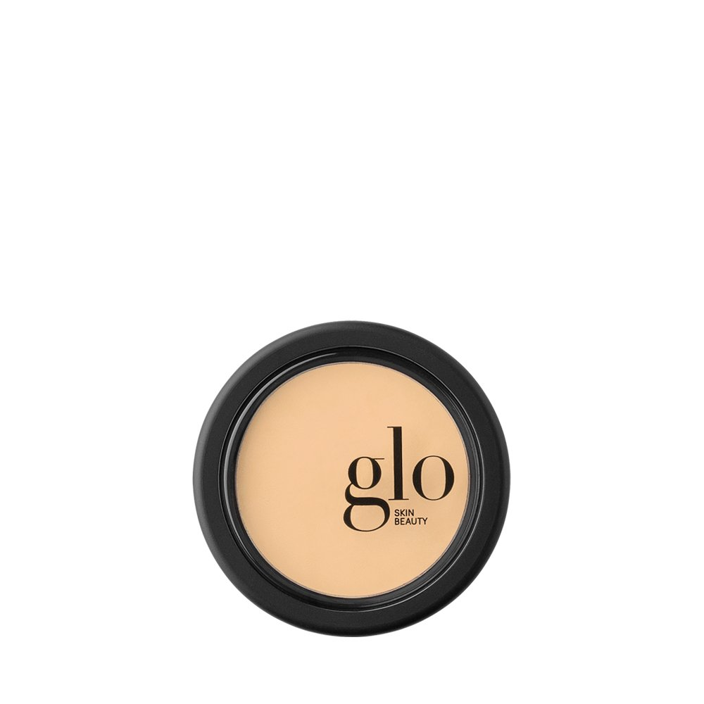 Glo Skin Beauty Oil Free Camouflage Concealer in Golden | Correct and Conceal Pimples, Scars, and Dark Spots | 4 Shades by Glo Skin Beauty