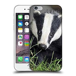"Super Galaxy Coque de Protection TPU Silicone Case pour // V00000297 Tejón // Apple iPhone 6 6S 6G PLUS 5.5"""