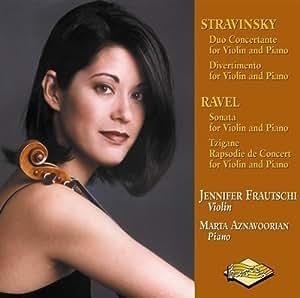 Duo Concertante for Violin & P
