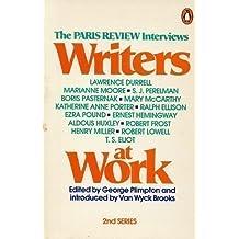 Writers at Work 02 (Paris Review)