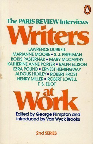 Writers at Work 02 (Paris Review)