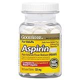 GoodSense Aspirin Pain Reliever & Fever Reducer
