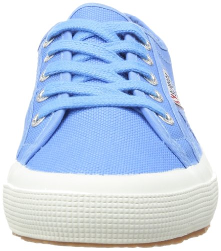 classica blu blu cotu per chiaro 00t adulti Superga Sneakers 2750 PFq11w