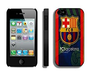 Iphone 4 4s Case Cool Design Cover Football Barcelona 13 Cheap Cell Phone Protector by Maris's Diary