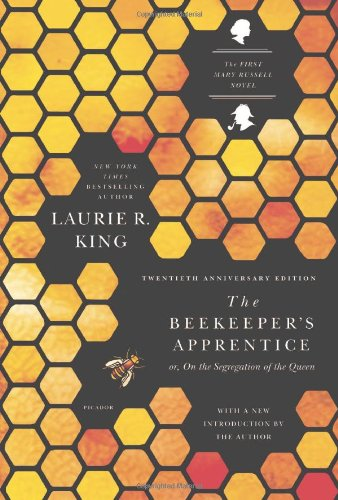 Book cover for The Beekeeper's Apprentice