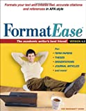 FormatEase, Version 4. 0, Guilford Press Software Staff, 1593851340