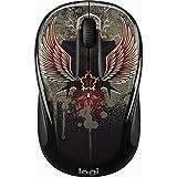 Logitech M325 Wireless Optical Mouse Black Taboo