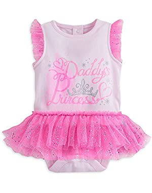 Princess Cuddly Bodysuit with Tutu for Baby