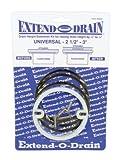"Extend-O-Drain 2-1/2"" - 3"" Universal Kit"