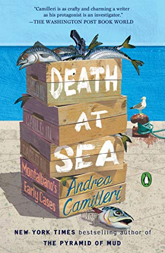 Death at Sea: Montalbano's Early Cases (An Inspector Montalbano Mystery) by Penguin Books