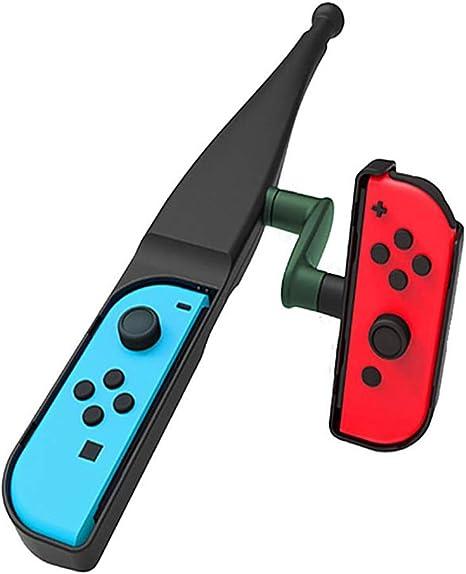 KONEE Caña de pescar Compatible con Nintendo Switch, Kit de bajo ...