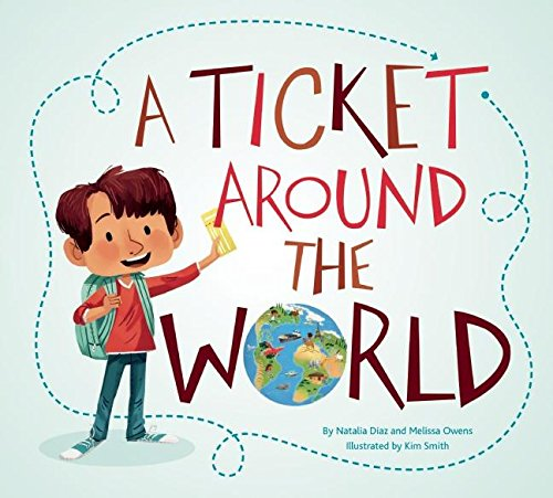 Price comparison product image A Ticket Around the World